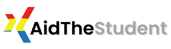 Aid the student Logo